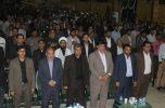 جشنواره سراسری یادمان ولایت در جیرفت به روایت تصاویر