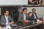 جلسه ستاد مدیریت بحران شهرستان های جیرفت و عنبرآباد برگزار شد/تصاویر
