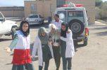 مانور سراسری زلزله و ایمنی در دبیرستان عشایری حضرت رقیه (س) دوره اول شهرستان جیرفت برگزار شد/تصاویر