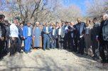 یک روز پرکار و خستگی ناپذیر برای مسئولین شهرستان جیرفت به روایت تصاویر