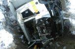 کامیون راهداران فداکار جنوب کرمان در گردنه امیرالمؤمنین ساردوئیه از پل سقوط کرد