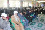مراسم گرامیداشت ارتحال حضرت آیت الله هاشمی رفسنجانی در جیرفت برگزار شد +تصاویر