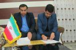 تفاهم نامه همکاری صندوق کارآفرینی امید استان کرمان با فرمانداری قلعه گنج منعقد شد