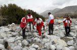 مفقودی رودخانه کلدان دلفارد هنوز پیدا نشده است / روزهای آینده جستجو همچنان ادامه دارد