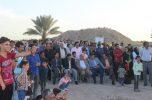 دومین جشن سالانه نوروز در کنارصندل برگزار شد / تصاویر