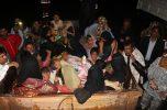 حضور مدیر کل امور عشایر جنوب کرمان در جاز و تشریح آخرین وضعیت از روند امدادرسانی به گرفتاران در محاصره سیل جازموریان / تصاویر