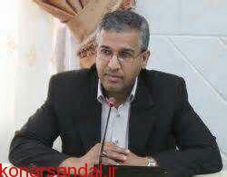 حاج محمود معناصری از شهرداران با سابقه استان کرمان در شورای شهر جیرفت نام نویسی کرد