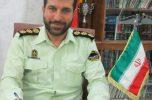 قاتل سه نفر مقتول  روستای حسین آباد جیرفت دستگیر شد
