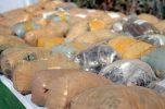سوداگران مرگ در انتقال ۵۳ کیلو گرم تریاک ناکام ماندند