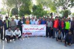 همایش پیاده روی و ورزش صبحگاهی در عنبرآباد برگزار شد/ تصاویر
