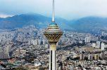 نقشه برای جنوب کرمان در برج میلاد تهران