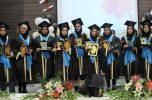 جشن دانش آموختگی فارغ التحصیلان دانشگاه جیرفت برگزار شد/تصاویر