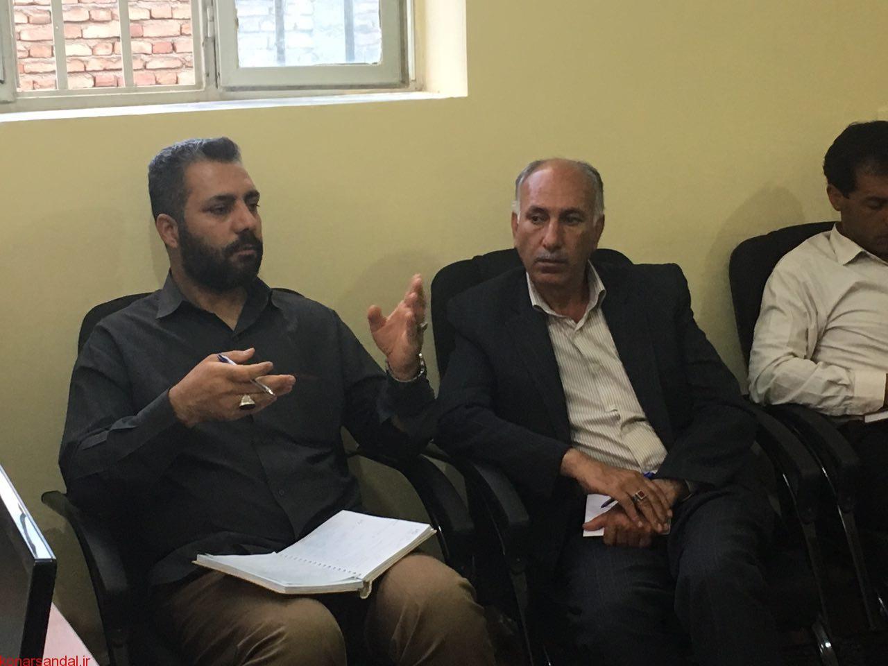 اولین جلسه پشتیبانی و هماهنگی اردوهای جهادی تابستان ۹۶ بسیج دانشجویی شهرستان جیرفت برگزار شد / تصاویر