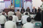 نشست مشترک مسئولان انتظامی و قضایی شهرستان جیرفت برگزار شد