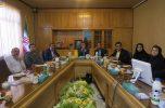 نشست بررسی راه اندازی سایت جاذبه های گردشگری جیرفت در محل اتاق بازرگانی کرمان برگزار شد