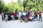 نویسندگان جنوب کرمان فداکارانه می نویسند