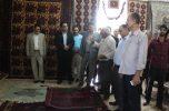 افتتاح نمایشگاه فرش دستباف جنوب کرمان/تصاویر