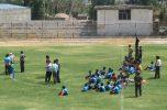 آکادمی فوتبال شهید زحمتکشان جیرفت به صورت رسمی افتتاح شد