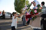 ۸ مدال طلا ، ارمغان قهرمانان کاراته کارجیرفتی / تصاویر