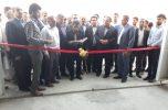 بزرگترین آمادگاه ملی مبارزه با ملخ جنوب کشور در شهرستان قلعه گنج افتتاح شد