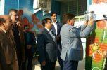 زنگ آغاز هفته کتاب در هنرستان صدیقه کبری (س) شهر جیرفت نواخته شد