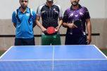 مسابقه آزاد تنیس روی میز جنوب استان کرمان با برتری هادی شفیعی به اتمام رسید