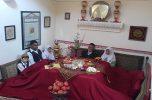 کودم صد ساله مادر بزرگ میزبان شب یلدای منوجانی هاست