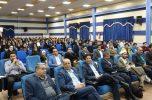 مراسم گرامیداشت ۱۶ آذر روز دانشجو در دانشگاه علوم پزشکی جیرفت به روایت تصاویر
