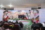 هفتمین همایش آئین برادری در شهرستان جیرفت برگزار شد / تصاویر