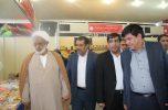 پنجمین نمایشگاه استانی کتاب جنوب کرمان افتتاح شد / تصاویر