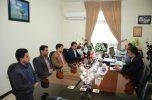 نگاه عادلانه مسئولان دانشگاه علوم پزشکی جیرفت در توزیع خدمات در جنوب کرمان