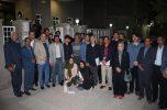 شب شعر خوب و بیاد ماندنی با حضور شاعران رفسنجان در جیرفت برگزار شد / تصاویر