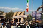 یادواره ۴۲ شهید نیروی انتظامی در جیرفت برگزار شد / تصاویر