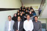مراسم بزرگداشت مقام معلّم در دبیرستان و هنرستان دخترانه سما جیرفت برگزار شد / تصاویر