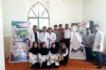 اردوی جهادی دانشجویان دانشگاه علوم پزشکی در جیرفت برگزار شد