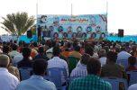 یادواره شهدای محله و سالگرد شهید جلال رئیسی در روستای الله آباد سید شهرستان جیرفت برگزار شد