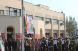 صبحگاه مشترک نیروی انتظامی شهرستان جیرفت برگزار شد / تصاویر