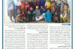 گفتوگو با معلم مدرسه روستای «رمشک» قلعه گنج کرمان که با گوشی موبایل خود بازی پرسپولیس را برای دانشآموزان پخش کرد