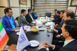 نشست هیئت رئیسه دانشگاه جیرفت با رئیس داگستری و دادستان شهرستان عنبرآباد پیرامون مدیریت آسیبهای اجتماعی برگزار شد
