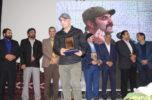 برگزیدگان نخستین جشنواره ملی تئاتر خیابانی رضوی جنوب کرمان معرفی شدند / تصاویر