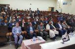 دومین همایش ملی خاک جنوب کرمان در جیرفت برگزار شد