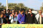 همایش بزرگ پیاده روی خانوادگی در بخش مرکزی جیرفت برگزار شد / تصاویر