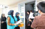 طرح تکمیلی ریشه کنی فلج اطفال در شهرستان جیرفت آغاز شد