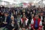 ششمین یادواره ۵۰۰شهید و ۱۸ شهید گمنام شهرستان جیرفت برگزار شد