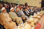 همایش بزرگ حافظان انفال در جنوب کرمان برگزار شد