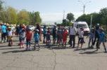 همایش بزرگ اسکیت در جیرفت برگزار شد / تصاویر