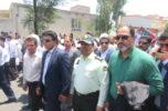 راهپیمایی روز قدس، زیر آفتاب سوزان جیرفت برگزار شد / تصاویر