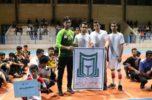 آغاز بازی های فوتسال جام ماه مبارک رمضان در جیرفت / تصاویر