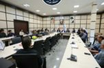 نشست همکاری مشترک دانشگاه جیرفت و هیات روسی برگزار شد