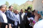وزیر صنعت، معدن و تجارت به جنوب کرمان سفر کرد